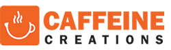 Caffeine Creations Logo