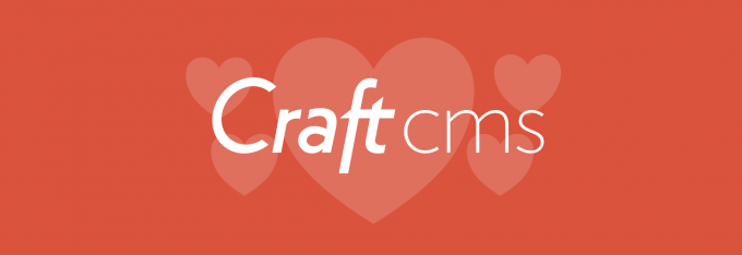 Craftcms Love hero image