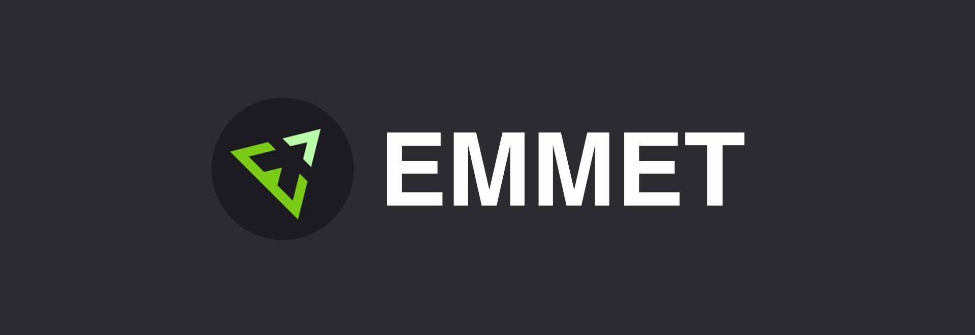 Emmet Logo Hero Image