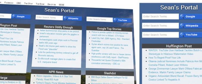 Portal Hero Image