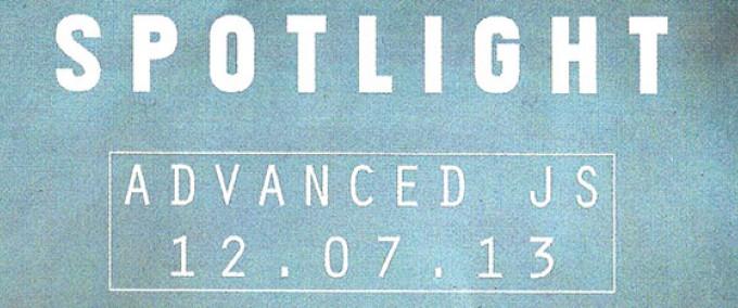 Spotlight Adv Js Hero Image