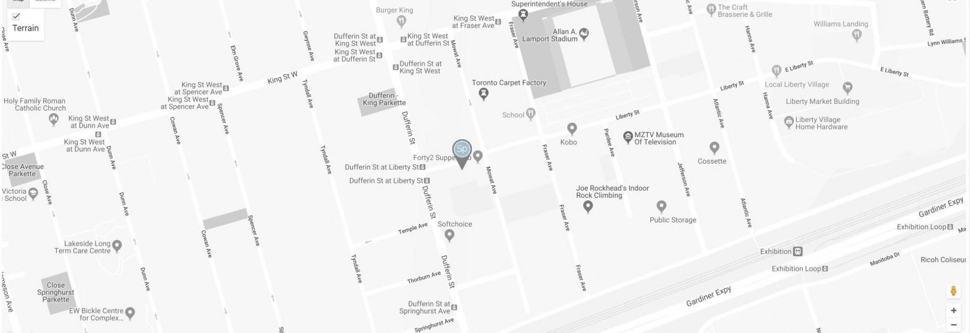 Simple Map Hero Image