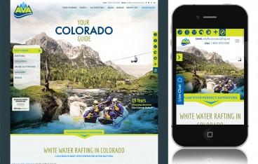 Colorado Rafting Screenshot